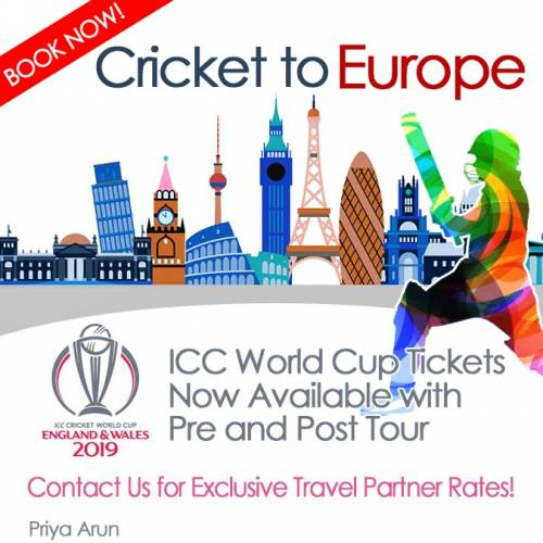 Cricket to Europe